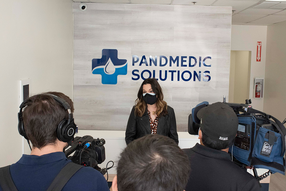 PandMedic Solutions Mask Donation: A Good Deed for Good People