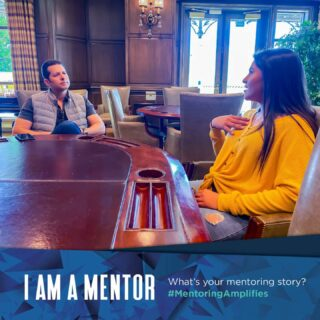 "Today is ""I Am a Mentor Day"" - a day within National Mentoring Month for volunteer mentors to celebrate their role and reflect on the ways mentees have enhanced their world. We reached out to super-star CORE mentor, Anthony Spiegel, to talk to him about his experience as a mentor in our community. Anthony says, ""Mentorship is about the positive impact you have on those that you share your experiences and insights with. It's done with the intent of service and altruism. I simply want to be useful, but inevitably the mentor always becomes the mentee."" Thanks Anthony for all you have given your mentees and our CORE Community. If you are interested in mentoring we are currently seeking individuals to share their career story as part of a recorded Career We Can interview. Email outreach@corewecan.org to learn more. #IAmAMentor #MentoringAmplifies #MentoringMonth #BeAMentor"